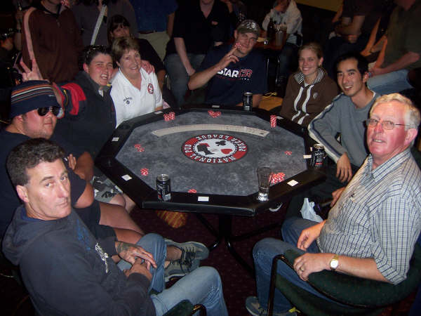 Keep your focus on the National Pub Poker League.