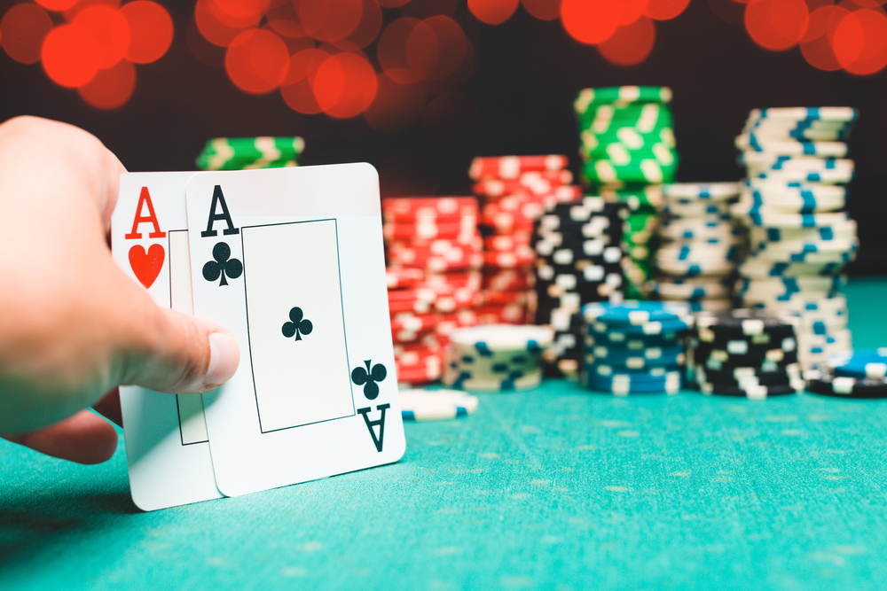 Order in the world of poker you need to have a strategy to succeed. Part 1